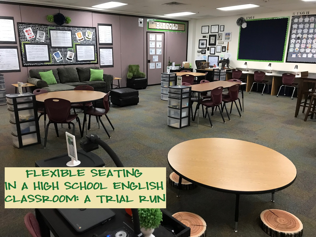 Flexible Seating A Trial Run The Bits Of Brit